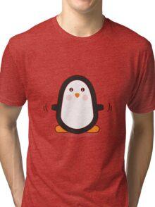 Penguin! Tri-blend T-Shirt