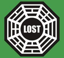 Lost - Dharma Logo Baby Tee