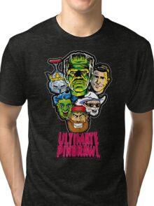 Ultimate Pinbrawl Tri-blend T-Shirt
