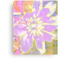 Yes it's a pretty little flower Canvas Print