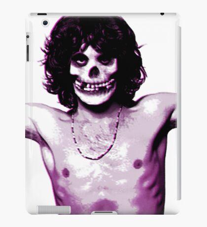THE MISFITS JIM MORRISON Mash Up (Original/ White) iPad Case/Skin