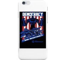 Liberty Prime phone case iPhone Case/Skin