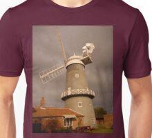 Great Bircham Windmill, Norfolk, UK. Unisex T-Shirt