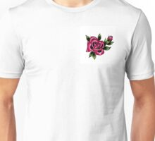 Rose design Unisex T-Shirt