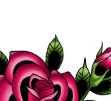 Rose design Sticker