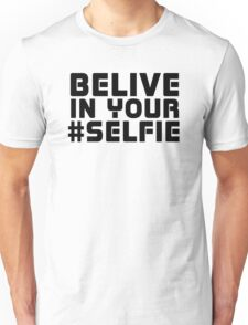 Facebook Funny Popular Selfie Internet Joke T-Shirt  Unisex T-Shirt
