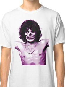 THE MISFITS JIM MORRISON Mash Up (Original/ White) Classic T-Shirt