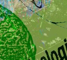 Biological decomposition Sticker
