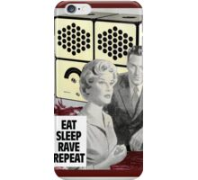 Eat Sleep iPhone Case/Skin