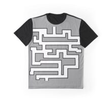 The Maze Graphic T-Shirt