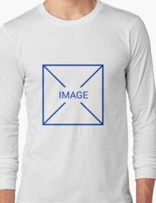 UX No Image Long Sleeve T-Shirt