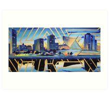 Milwaukee Art Print