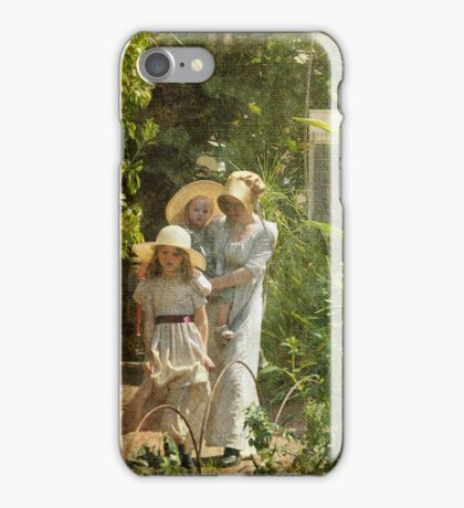 Colonial Days iPhone Case/Skin