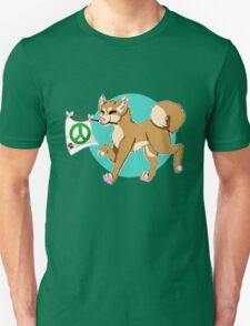 Gunther the Positivity Dog Unisex T-Shirt