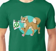 Gunther the Positivity Dog Unisex T-Shirt