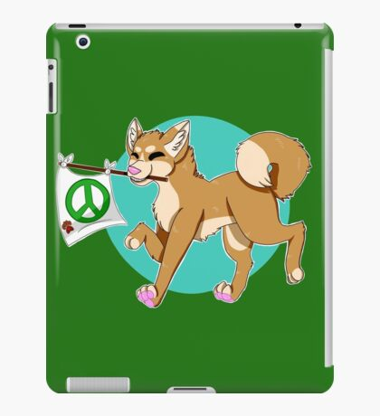 Gunther the Positivity Dog iPad Case/Skin