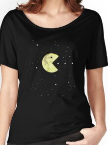 Pac-Moon Women's Relaxed Fit T-Shirt