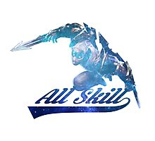 All Skill ZED Photographic Print