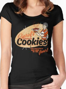 Carol's Cookies Women's Fitted Scoop T-Shirt