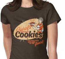 Carol's Cookies Womens Fitted T-Shirt