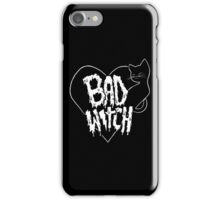 Bad witch iPhone Case/Skin