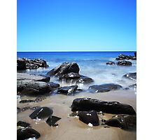 Marino Rocks Photographic Print