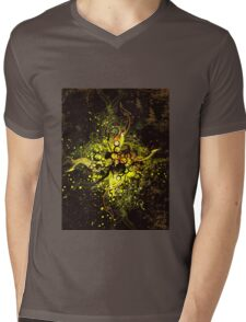 vector sun Mens V-Neck T-Shirt