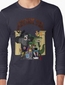 Arkham Asylum Zoo Long Sleeve T-Shirt