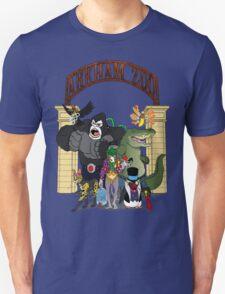 Arkham Asylum Zoo T-Shirt
