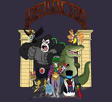 Arkham Asylum Zoo Hoodie
