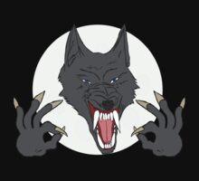 OK Hand Werewolf One Piece - Short Sleeve