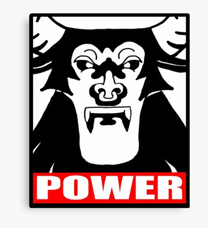 Tirek Power Canvas Print