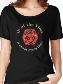D&D Tee - 5 Percenter Women's Relaxed Fit T-Shirt