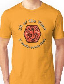 D&D Tee - 5 Percenter Unisex T-Shirt