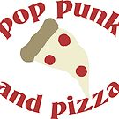 Pop Punk & Pizza by Cats 13