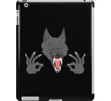 OK Hand Werewolf iPad Case/Skin