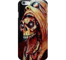 Unmasked Evil  iPhone Case/Skin