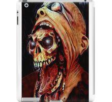 Unmasked Evil  iPad Case/Skin