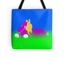 Easter Ear Buds  Tote Bag