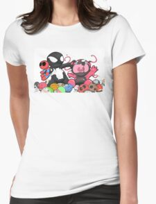 Baby Symbiotes Womens Fitted T-Shirt