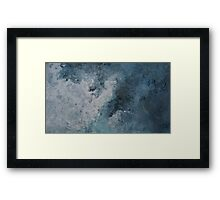Ice Cold 1 Framed Print
