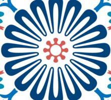 Washington Blue Sticker