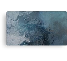 Ice Cold 2 Canvas Print