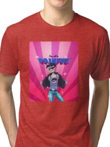 Karamatsu - They Call Me PAINFUL Tri-blend T-Shirt