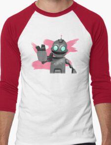 Clank Men's Baseball ¾ T-Shirt