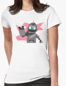 Clank Womens Fitted T-Shirt