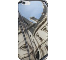 warped reflections iPhone Case/Skin
