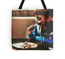 The Joker Has A Sweet Tooth Tote Bag
