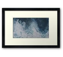 Ice Cold 3 Framed Print