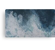 Ice Cold 3 Canvas Print